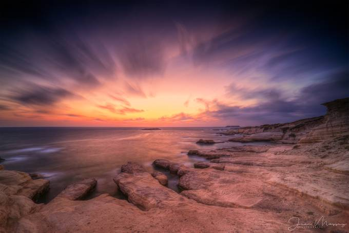Towards - Sunset by Jean-Massry - Shades Of Purple Project