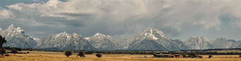 If you've never been to Wyoming and The Grand Tetons, please consider a visit!