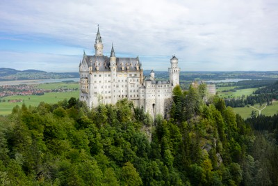 Schloss Neuschwanstein Dream or Reality