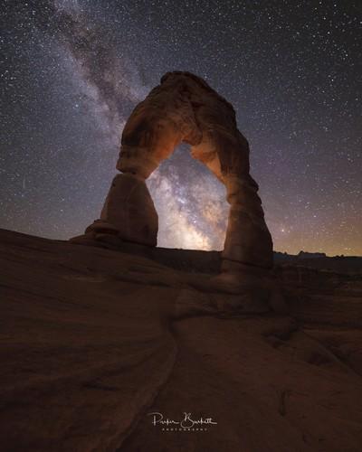 My favorite way, is the Milky Way.