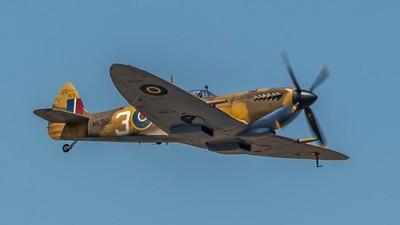 BBMF Supermarine Spitfire - MK356
