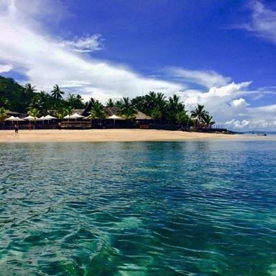 No filter needed. Fiji is the best location for taking stunning pictures.  #love #beach #RoamThePlanet #adventure #discoverylandscape #global_hotshotz #getoutside  #inspiredtravels #instagood #leifmagne #lifepoints #lonelyplanet #neverstopexploring  #trav