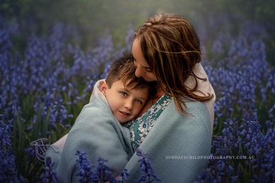 A mother is the first love of her son, and a son is a whole world for a mother