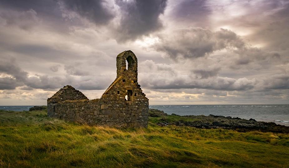 Abandoned Kirk - Isle of Man-1001