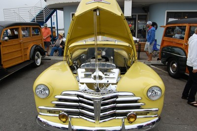 Classic Woodie Coupe