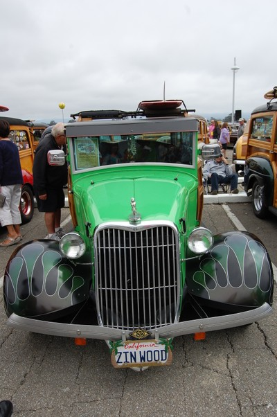Woodie Green Machine