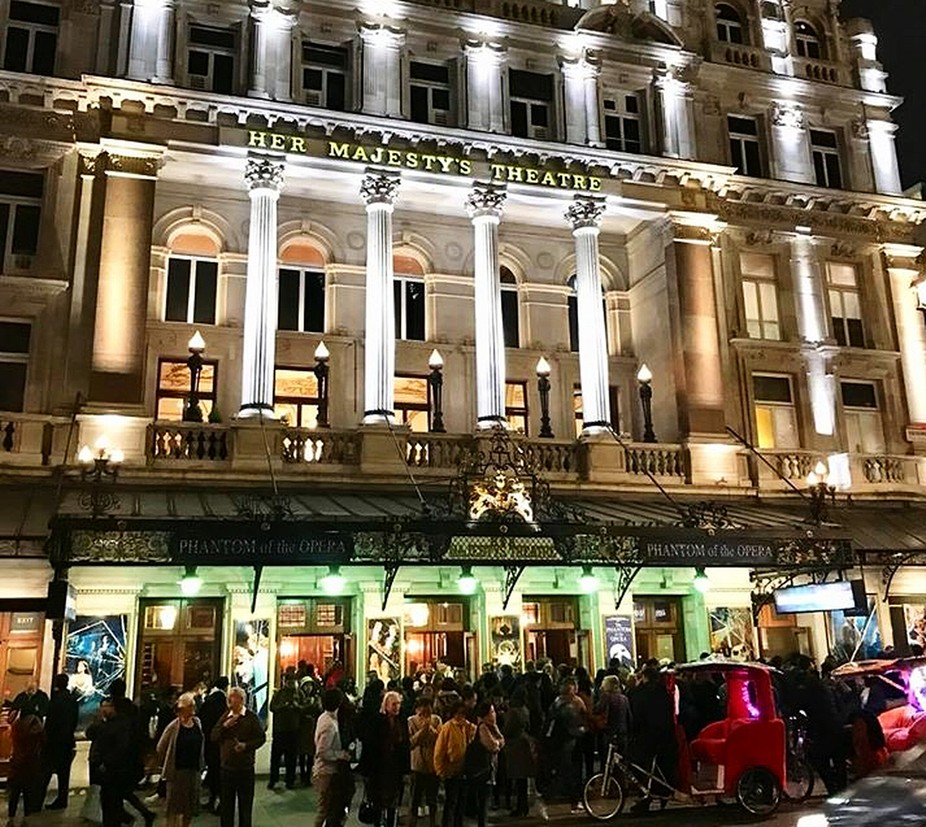 Her Majesty's Theatre - London