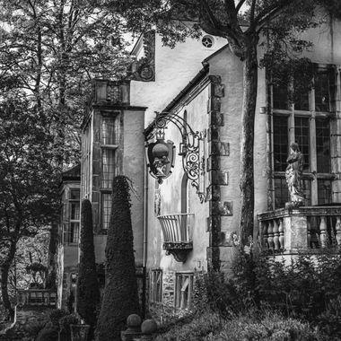 An ornate building at Portmeirion