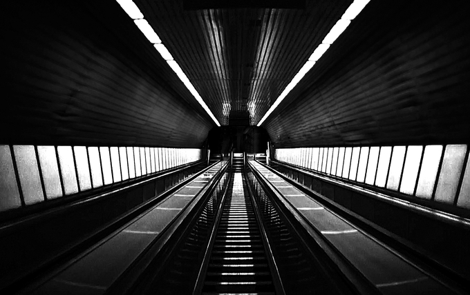 scala  by squillacegb - Public Transport Hubs Photo Contest