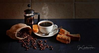 Nothing like Coffee