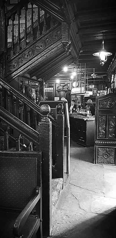 Ye old white hart ,hull very old pub