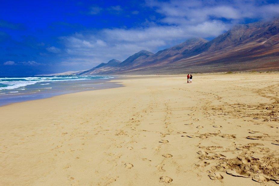 Fuerteventura, Cofete