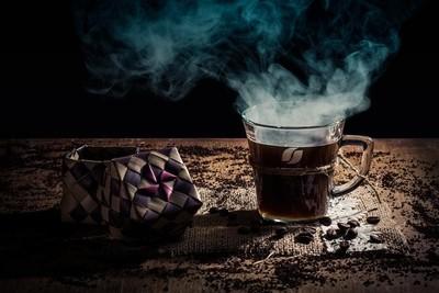 Coffee or me?