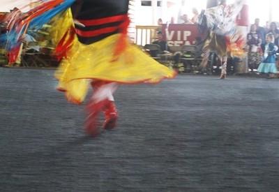 Pow wow Dancers