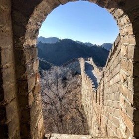 My wife and I traveled to Asia during January of 2018 and had a short stop in Beijing China. We both wanted to at least see the Great Wall of Chi...