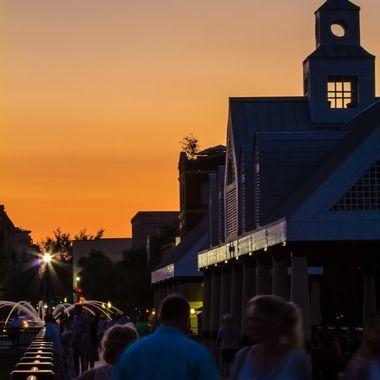 Charleston Evening