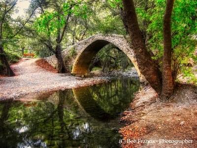 Cyprus - Venetian Bridge
