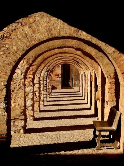 Arches and shadows
