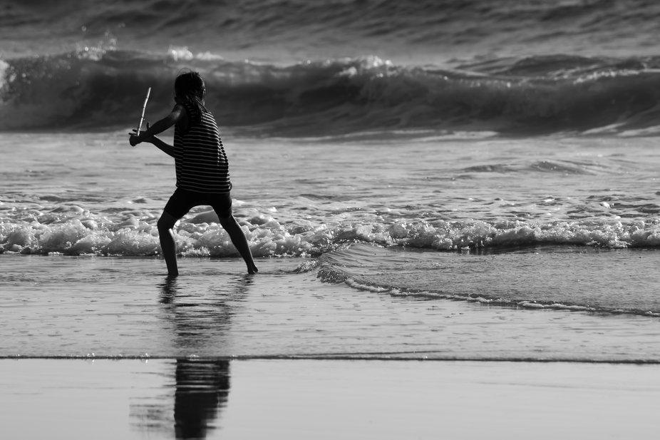 Boy Versus Tide_1PA5316