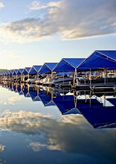 Coeur d'Alene Resort Marina