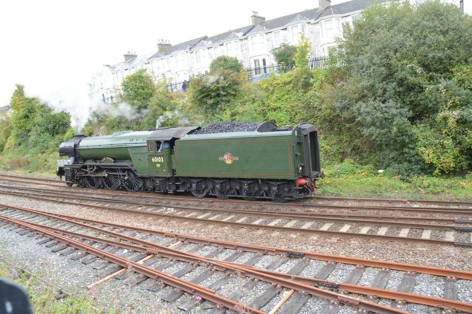 No. 60103 at Plymouth North Road.