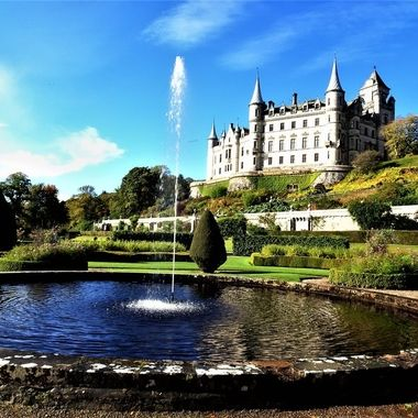 Enjoying a short break in the Highlands Dunrobin Castle a must to visit