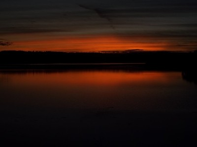 sunset 1003 reflection c