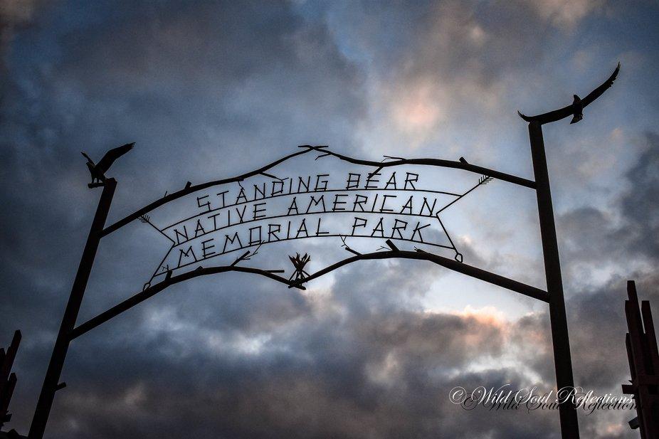 Standing Bear Park