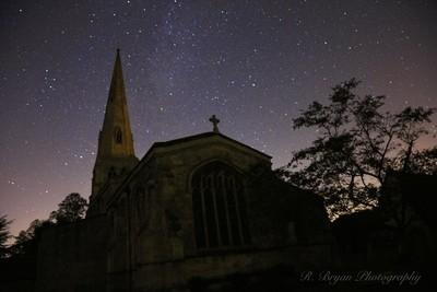 Barrowden Church