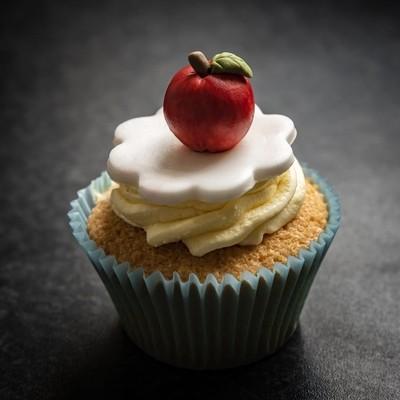 Big Apple Cupcake