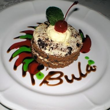 Cake - Fiji Style