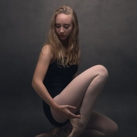 From her dance/portfolio shoot