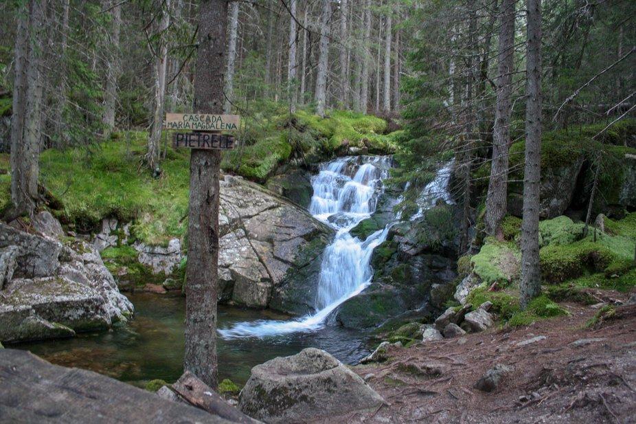 Maria Magdalena Waterfall