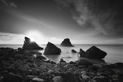 Four Little Rocks