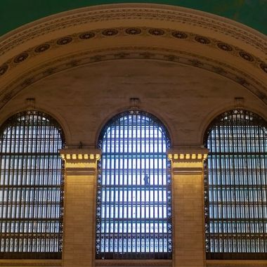 Inside the Grand Central Terminal