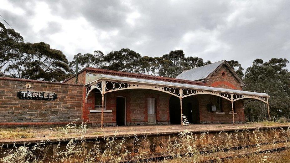 Tarlee Railway station, South Australia