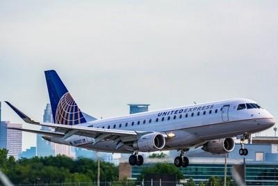 United Express(Mesa Airlines) Embraer ERJ-175LR(N84307)
