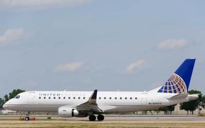 United Express Embraer ERJ-175LR(N741YX)(UA3513)