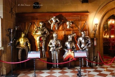 Warwick Castle Suits of Armour