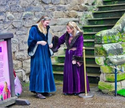Warwick Castle Tour Guides