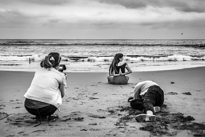 Photographing the photographers!