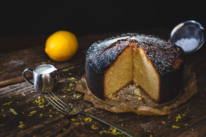 Lemon Drizzle cake by socreative - Yummy In My Tummy Photo Contest