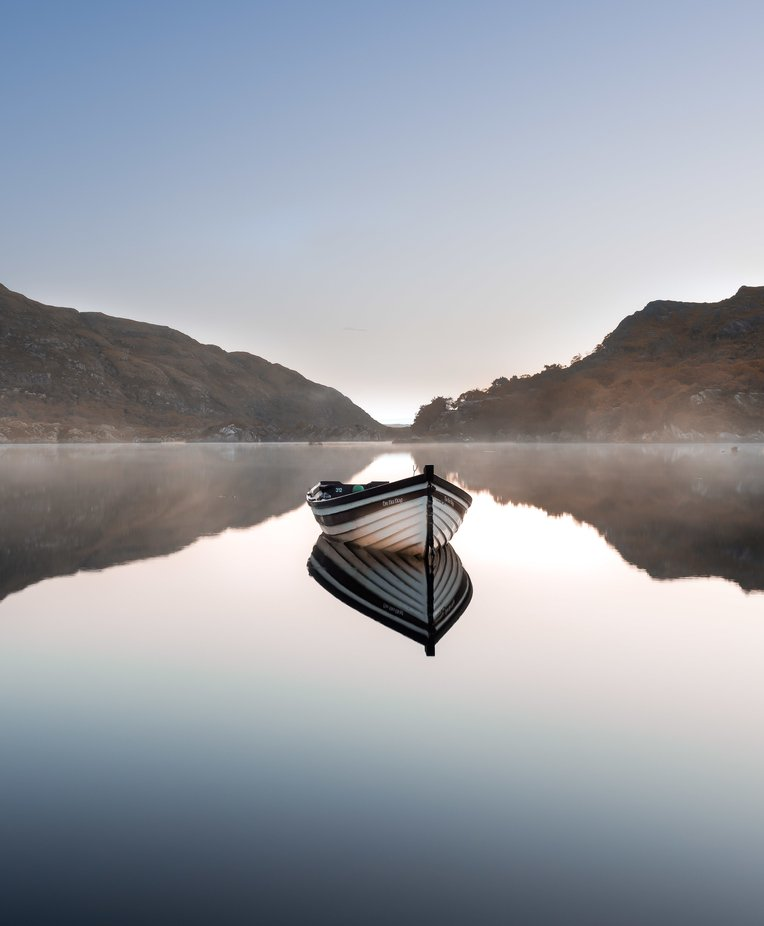 Reflections and Mist  by seanorphoto - Social Exposure Photo Contest Vol 17