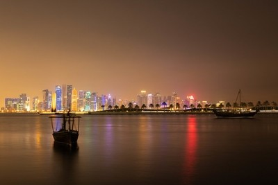 City Lights & Dhows