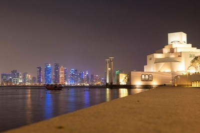 Dhows, Museum & Downtown