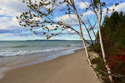 Tuquoise Beach Walk