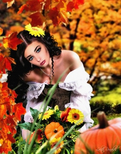 Beautiful Spanish Pumpkin...