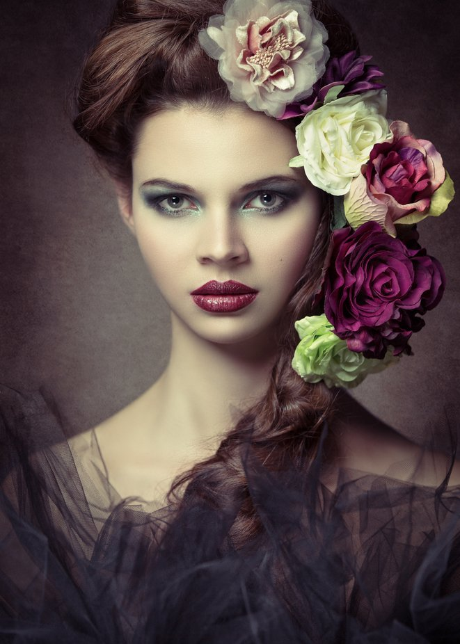 Flowers by MichaelSchnabl - Green Eyes Photo Contest