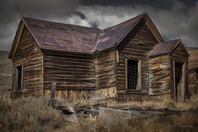 Bodie ghost town by bsideimagery - Isolated Cabins Photo Contest