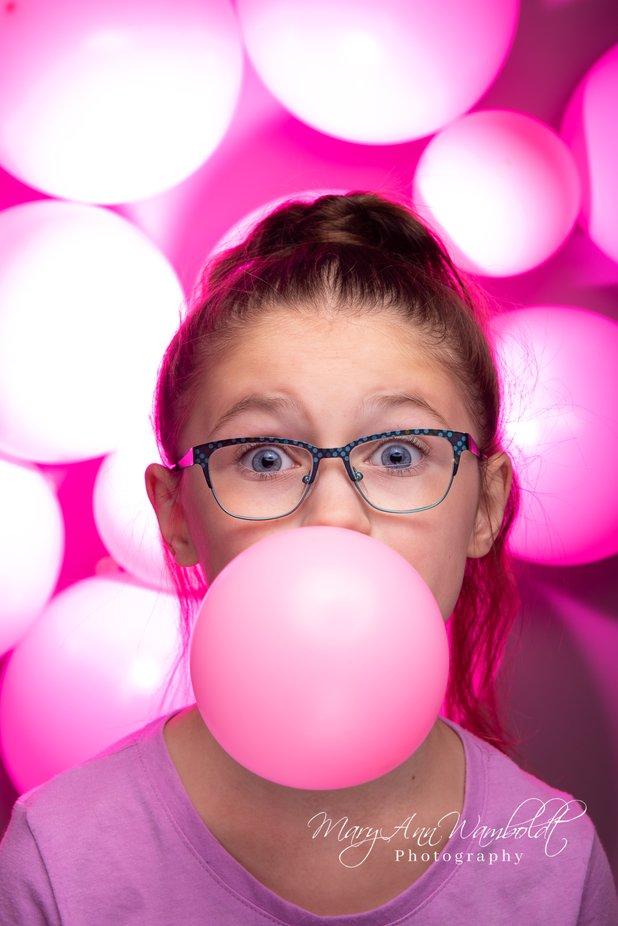 Bubblegum by maryannwamboldt - Pink Photo Contest